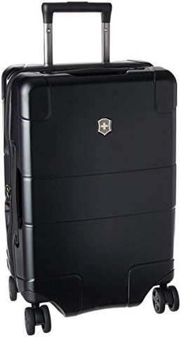Victorinox Lexicon Hardside Frequent Flyer 8-Wheel, Black