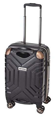 "Harley Davidson 22"" Carry-on W/Shark Wheels Black"