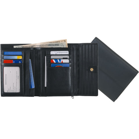 Royce Leather Travel Document Organizer