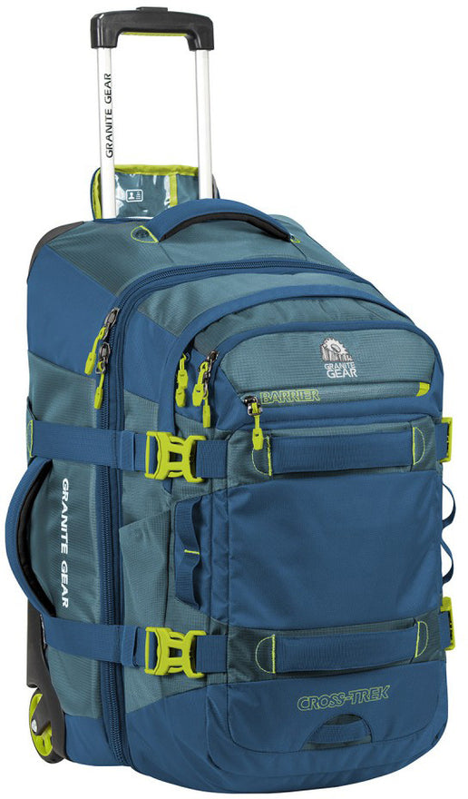 Granite Gear Cross Trek Wheeled Carry On with Removable 28L Pack