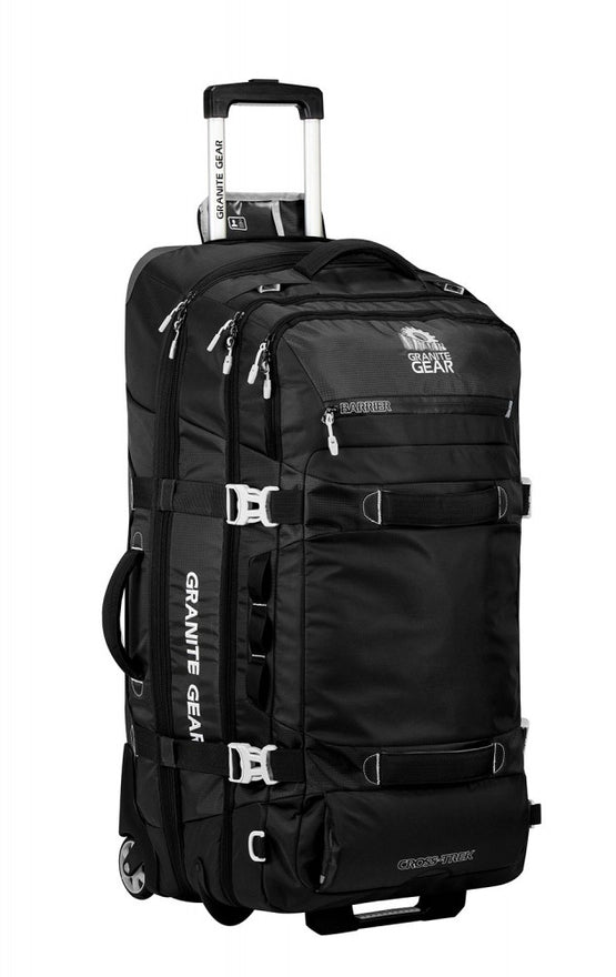 Granite Gear Cross Trek 32in Wheeled Duffel