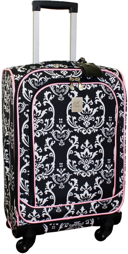 Jenni Chan Damask 21in Upright Spinner