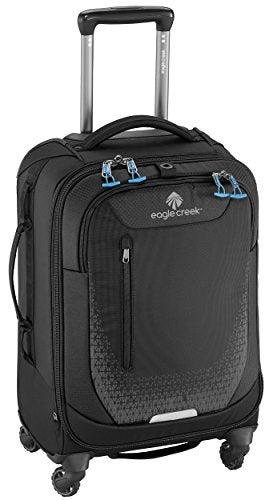 Eagle Creek Expanse AWD Carry-on 22 Inch Luggage, Black