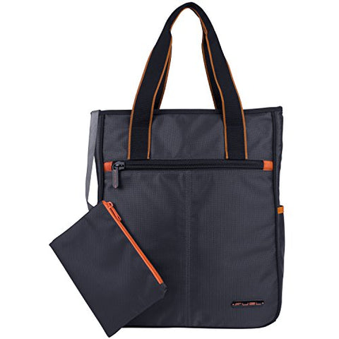 Fuel Tech Crossing Satchel, Graphite