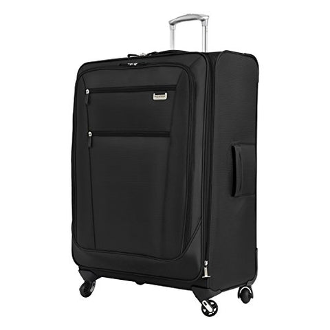Ricardo Beverly Hills Del Mar 29-Inch 4 Wheel Expandable Upright, Black, One Size