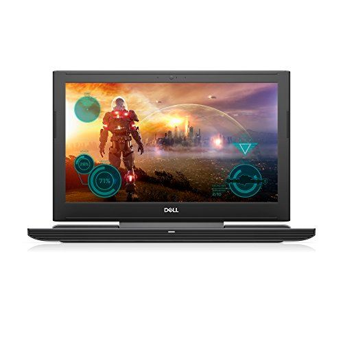 Dell I7577-5241Blk-Pus Inspiron Led Display Gaming Laptop - 7Th Gen Intel Core I5, Gtx 1060 6Gb