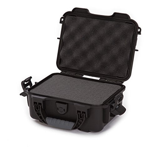 Nanuk 904 Waterproof Hard Case with Foam Insert - Black