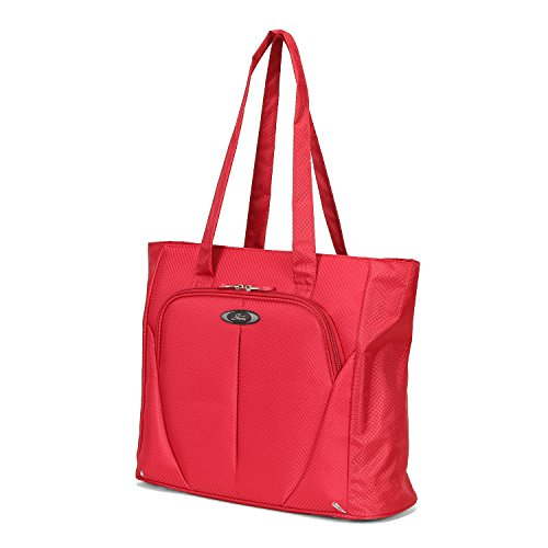 Skyway Mirage Superlight 18-Inch Shopper Tote, Formula 1 Red, One Size