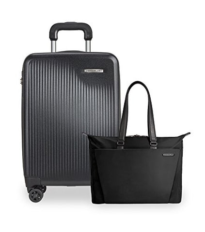 Briggs & Riley Global Sophisticate, Black