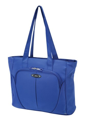 Skyway Luggage Mirage Superlight 18 Inch Shopper Tote, Maritime Blue, One Size