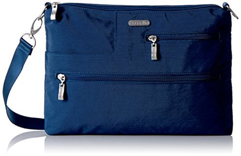 Baggallini Tablet Crossbody, Pacific