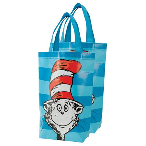 Dr. Seuss™ Set Of 2 Small Recycled Shopper Totes