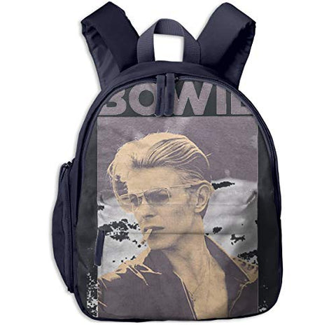 Shahuishahuiewdf David Bowie Men's Smoking Beautiful Suitable for Traveling Backpacks