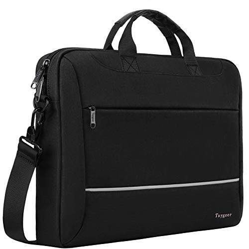Laptop Bag 15.6 inch, Slim Laptop Briefcase for Men Women, Business Portable Carrying Case Computer
