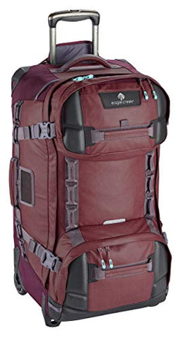 "Eagle Creek Orv Trunk 30"" Wheeled Upright Duffel Luggage Earth Red"