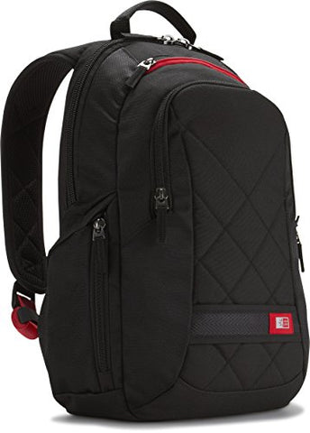 "Case Logic DLBP-114 Carrying Case (Backpack) for 15"" Notebook - Black"