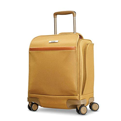 Hartmann Metropolitan 2 Underseat Spinner Carry-On Luggage, Safari