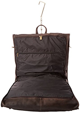 David King & Co. 42 Inch Garment Bag Deluxe, Cafe, One Size