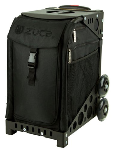 Zuca Bag Stealth (Black Frame)