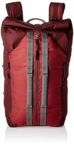 Victorinox Altmont Active Deluxe Duffel Laptop Backpack, Burgundy One Size