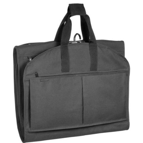 Wallybags 52-Inch Garmentote Tri-Fold Garment Bag With Pockets