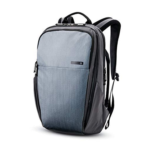 Samsonite Valt Deluxe Backpack Flint Grey