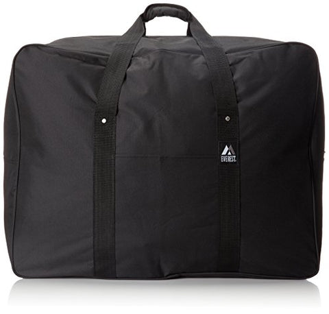 Everest Oversized Cargo Bag, Black, One Size