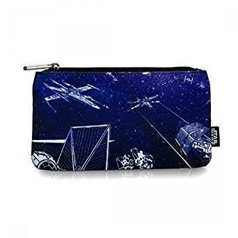 SW SHIP AND GALAXY PENCIL CASE