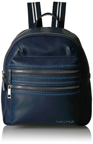 Nautica Women's Call for Back up Small Backpack, Indigo