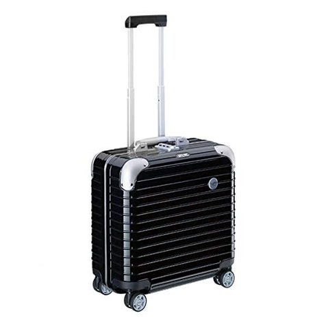 RIMOWA Lufthansa Elegance collection bushiness trolley 27L Black
