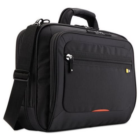 "Case Logic ZLCS217BLACK 17"" Checkpoint Friendly Laptop Case, 5 1/2 x 13 1/4 x 18, Black"