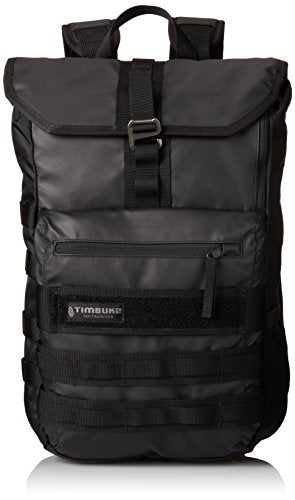 Timbuk2 Spire Laptop Backpack, Black, One Size