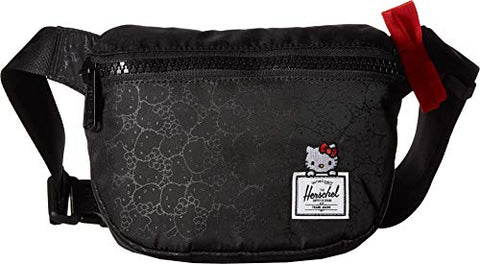 Herschel Supply Co. Unisex Fifteen Black 4 One Size
