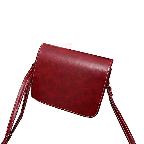 Ziyier G&E: Fashion And Eleggnt Shoudler Bag/ Women/ Dorable/ Durable/ Novetly/ Red