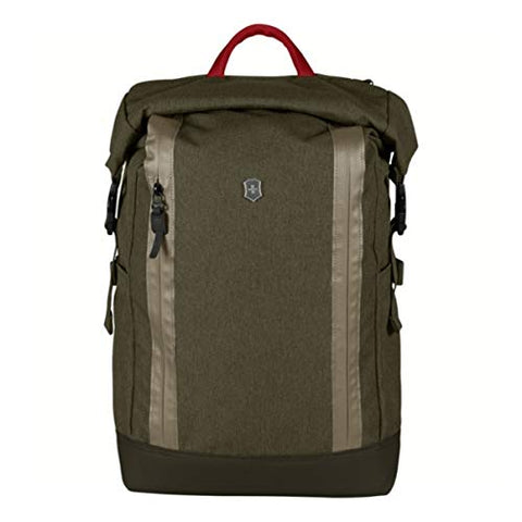 Victorinox Altmont Classic Rolltop Laptop Backpack, Olive One Size