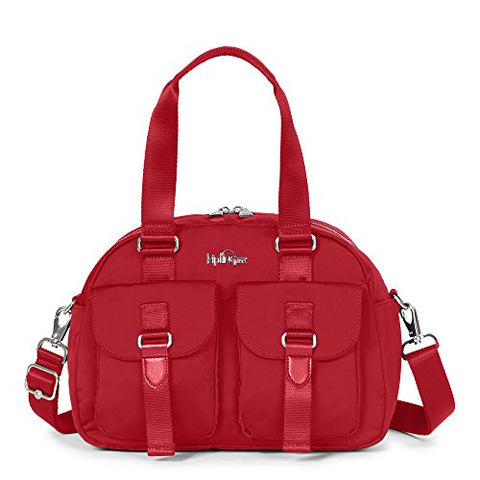 Kipling Women'S Defea Handbag One Size Candied Red