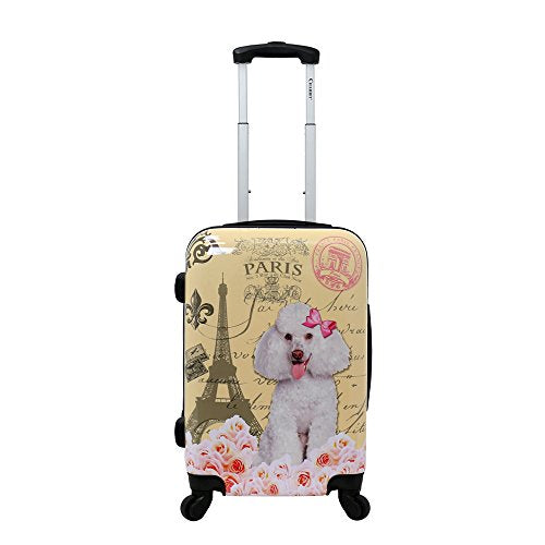 "CHARIOT CHD-23 Paris 20"" Luggage Carry On"
