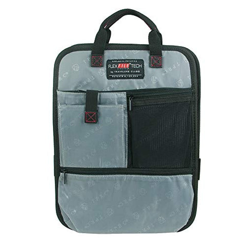 Travelers Club Luggage TPRC Sport 18 Inch Backpack (Black)