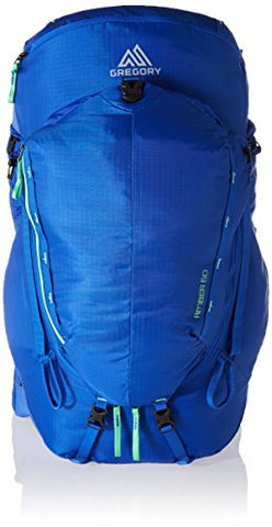 Gregory Mountain Products Women's Amber 60 Backpack, Sky Blue, Medium