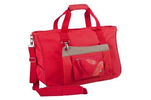 Haiku Women'S Weekender Adjustable Eco Bag, Bittersweet, 13.5-Inch H X 22.5-Inch W X 10-Inch D