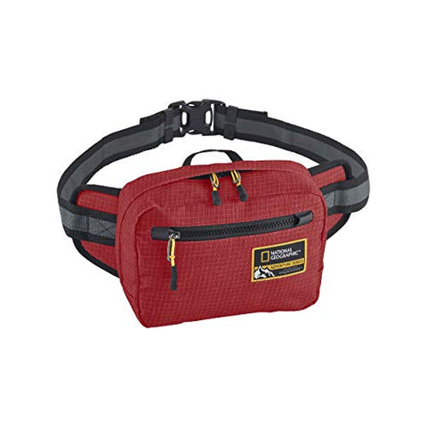 Eagle Creek National Geographic Adventure Series Waist Pack, Firebrick