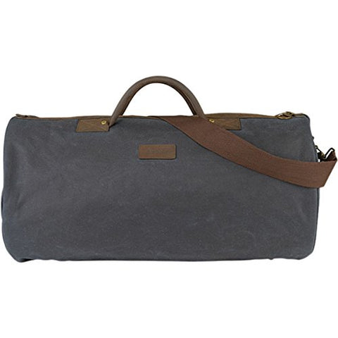 Barbour Wax Holdall Duffel Navy, One Size