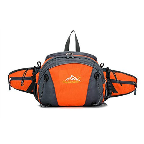 Brand Men Outdoor Travel Climbing Backpack Multifunction Woman Waist Sport Bags High capacity