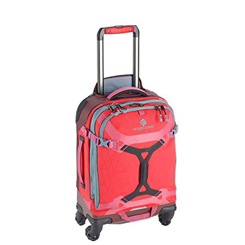 Eagle Creek Gear Warrior 4-Wheel International Carry-On Luggage, 21-Inch, Coral Sunset