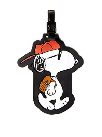 Snoopy Luggage Tag for age 4 and up