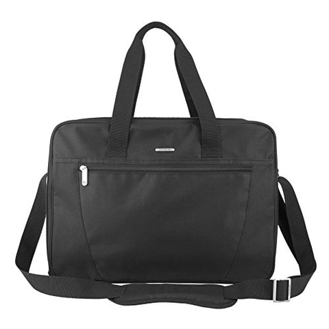 Travelon Pack Flat Back Up Bag, Black