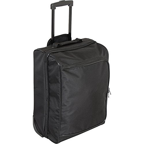 Netpack Travel Wheeled Duffel (Black)