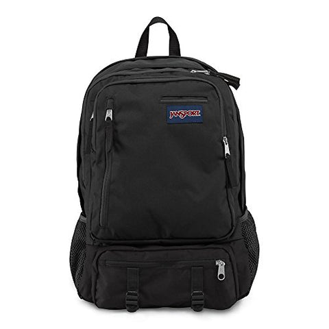JanSport Envoy Laptop Backpack - Black
