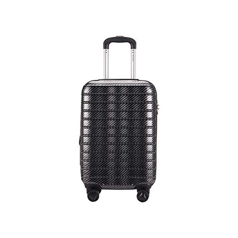 69ffdf8ccafc Chariot Luggage Light Weight PC+ABS Spinner Suitcase 20inch TSA Lock  Available
