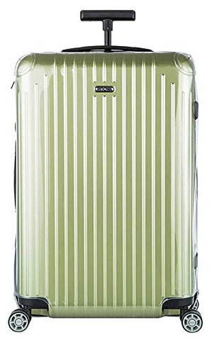 "Transparent Cover for Rimowa Salsa Air PVC Clear Case Cover (30"" for 82073364, 91L)"